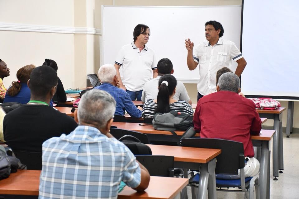 Cesar Lorduy y Arturo Char desde espacios académicos 30