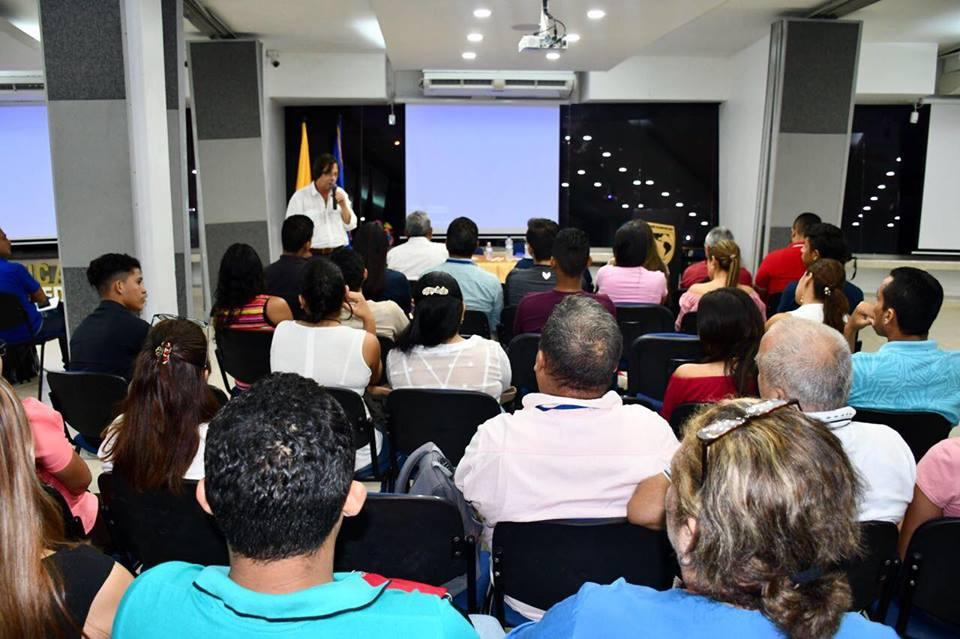 Cesar Lorduy y Arturo Char desde espacios académicos 24