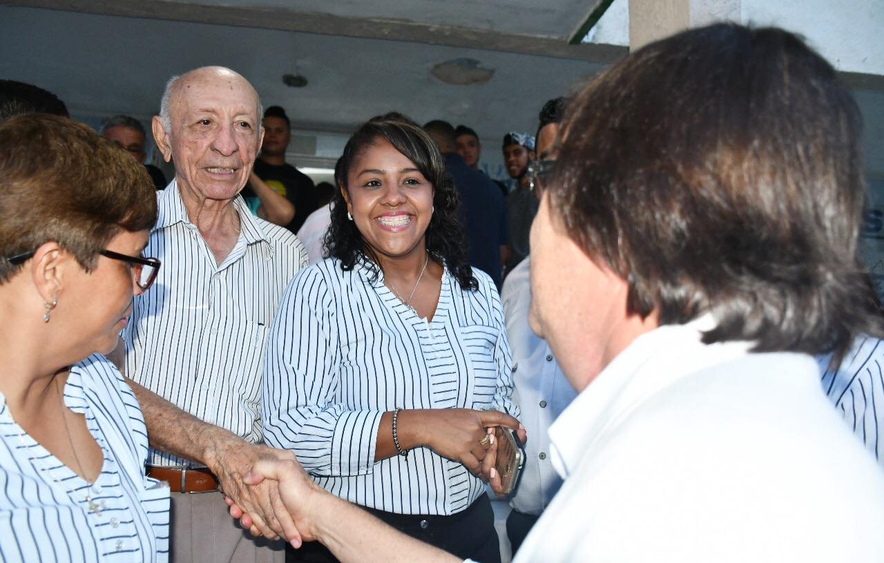 Cesar Lorduy y Arturo Char