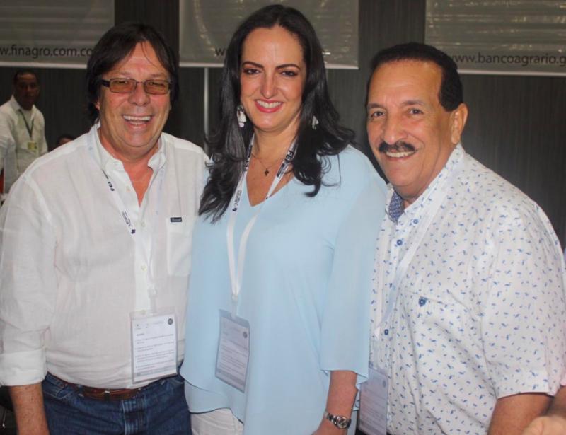 En Barranquilla, Lorduy asistió al congreso nacional de ganaderos 6