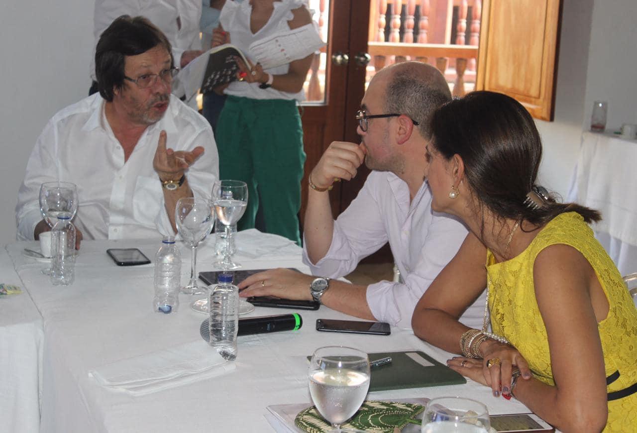 """""""Voces aisladas no ayudan, pero entre todos sí podemos sacar adelante los proyectos de transporte e infraestructura para nuestra Región Caribe"""": Cesar Lorduy 1"""