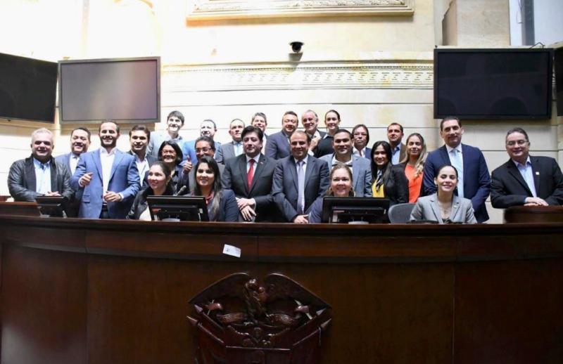 Bancada Caribe en el Congreso de la República 6
