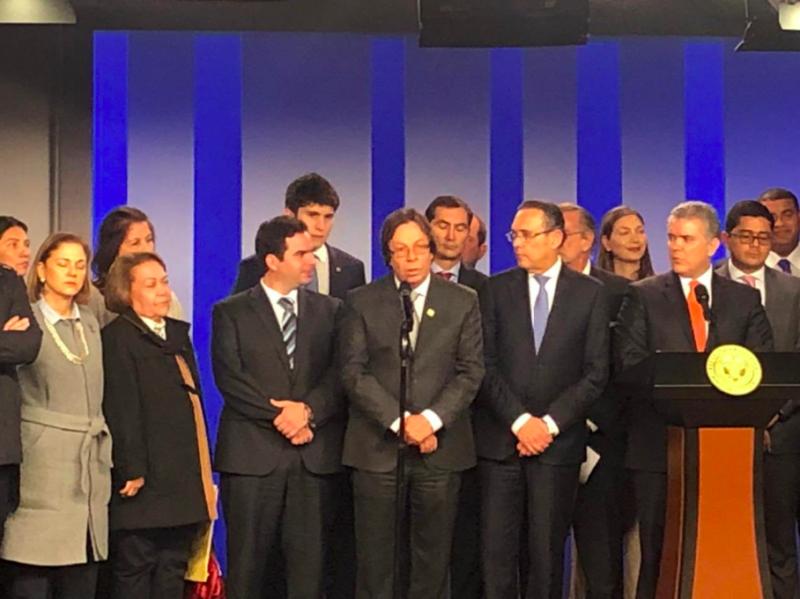 Arturo Char y Cesar Lorduy se pronunciaron sobre nuevo plan para mejorar servicio de energía en la Costa 2