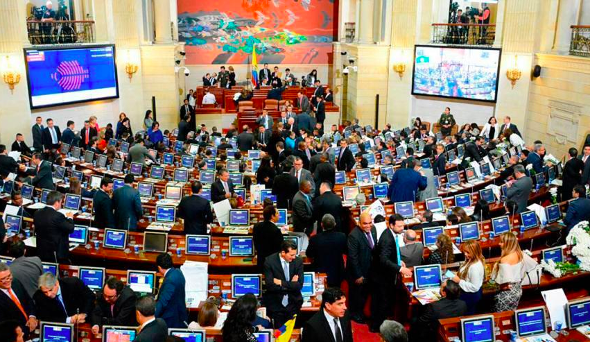 Lorduy: Tras firma de acta, ley de regiones tendrá su último debate 2