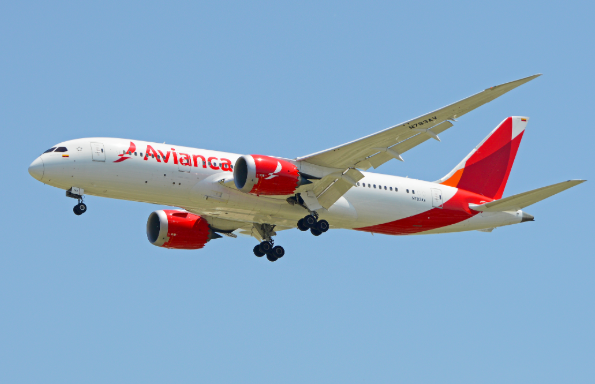 Lorduy radicó constancia por cambio en los horarios de vuelo Barranquilla- Miami de Avianca 1