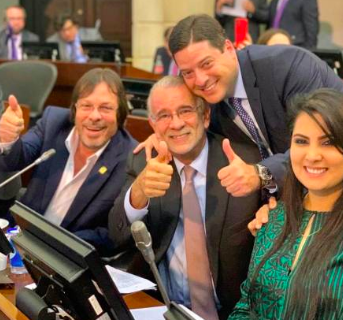 Aprobada en el Congreso ley para que Región Caribe se constituya en región de planificación y próximamente en Entidad Territorial 2
