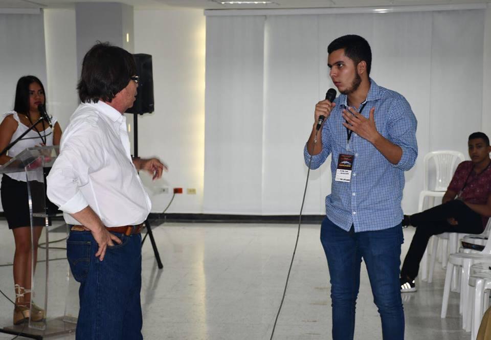 Cesar Lorduy y Arturo Char desde espacios académicos 5