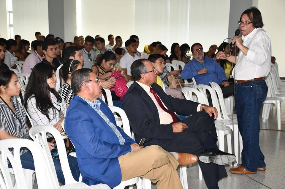 Cesar Lorduy y Arturo Char desde espacios académicos 3