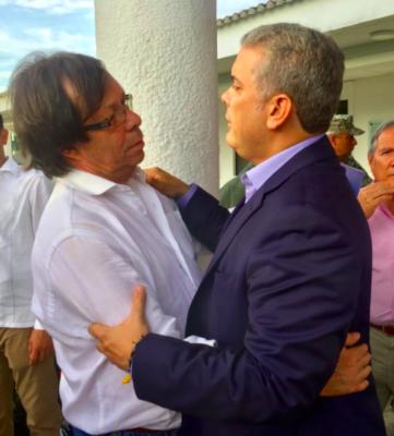 Congresista Lorduy asistió al consejo de seguridad en Barranquilla con el presidente Iván Duque 3