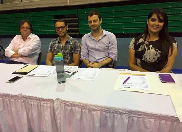 Congreso Joven de Uninorte, oportunidad de Lorduy para conocer opiniones de estudiantes sobre política migratoria y legalización de drogas 3
