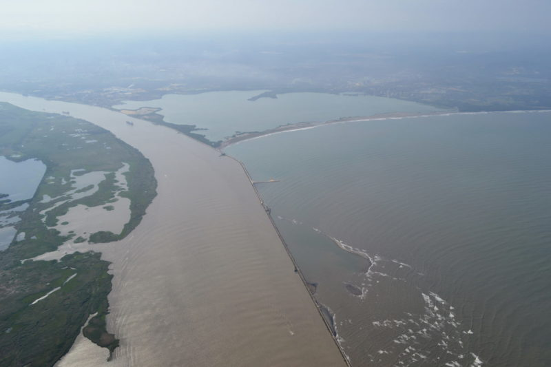 La batalla de Cesar Lorduy por el dragado permanente en el Río Magdalena 2