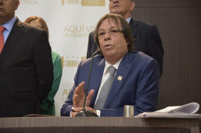 Lorduy asegura que propuesta de ampliar periodo a mandatarios ahorraría $490 mil millones 1