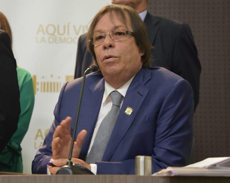 Lorduy asegura que propuesta de ampliar periodo a mandatarios ahorraría $490 mil millones 2