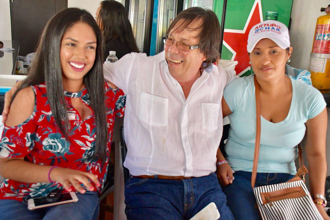En Luruaco, Atlántico, más personas se suman al proyecto político de César Lorduy y Arturo Char 1
