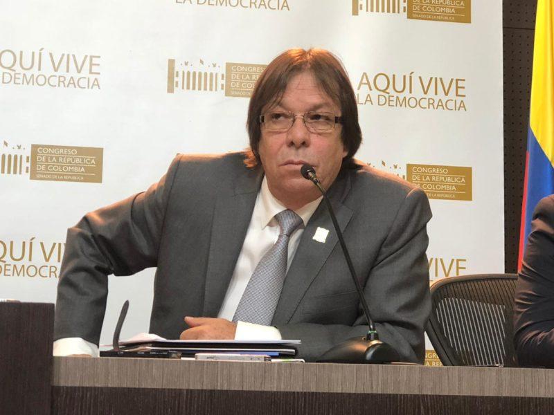 Lorduy respalda iniciativa que alarga periodo de alcaldes y gobernadores 2
