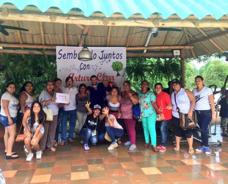 En Polonuevo respaldan el proyecto político de César Lorduy y Arturo Char para el Atlántico 4