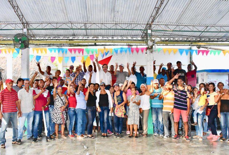 César Lorduy y Arturo Char compartieron sus ideales y propósitos para Barranquilla y Atlántico desde Repelón 1