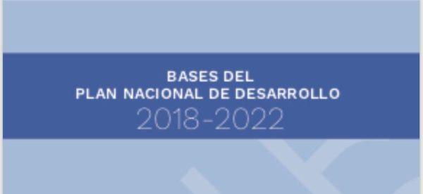Lorduy comparte el Plan de Desarrollo en gráficas: Herramienta útil para análisis del PND 2018-2022 2