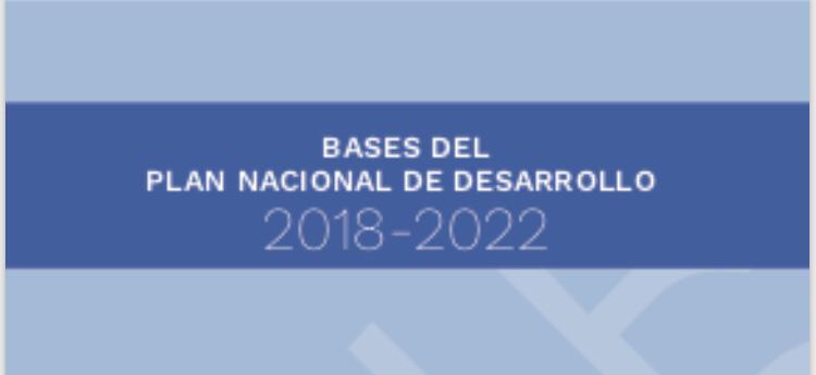 Lorduy comparte el Plan de Desarrollo en gráficas: Herramienta útil para análisis del PND 2018-2022 1