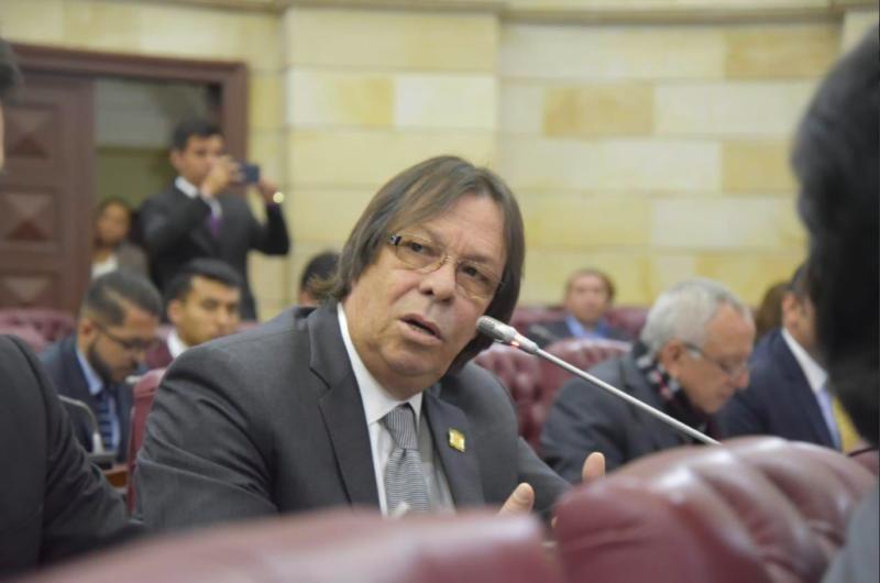 Cesar Lorduy dio a conocer el balance de su gestión en la Cámara de Representantes 2