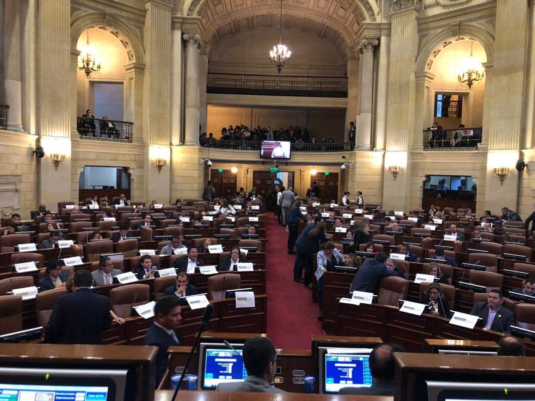 """""""La representación regional provocará un cambio en el legislativo"""": Lorduy sobre Reforma Política 1"""