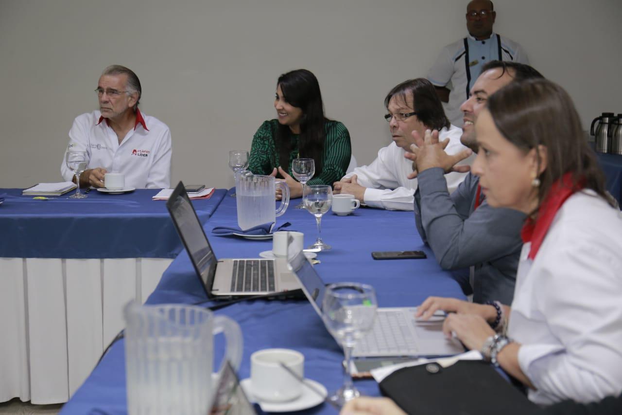 Lorduy parte del bloque regional que defenderá la Región Caribe 3