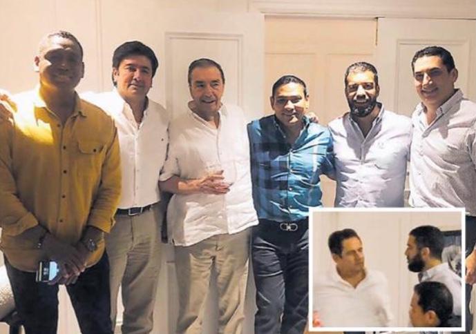 Germán Vargas ratificó lo bien que se ha sentido con nosotros y nosotros con él: Arturo Char 3