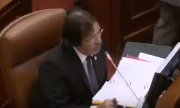 Lorduy celebra que proyecto que elimina privilegios de casa por cárcel a corruptos esté aprobado 2