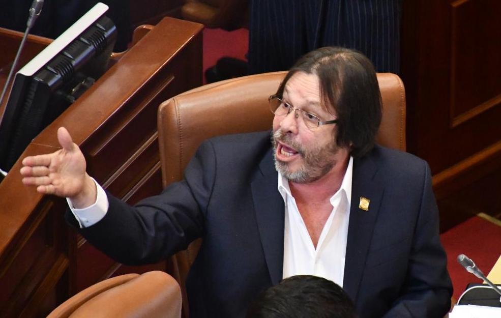 Lorduy opina sobre la posibilidad que congresistas decidan sobre 20 % del presupuesto de la Nación 7