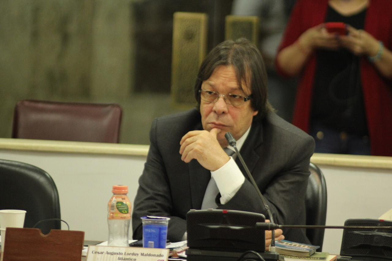 Lorduy, un barranquillero en el Congreso que aspira a la presidencia de la Cámara 3