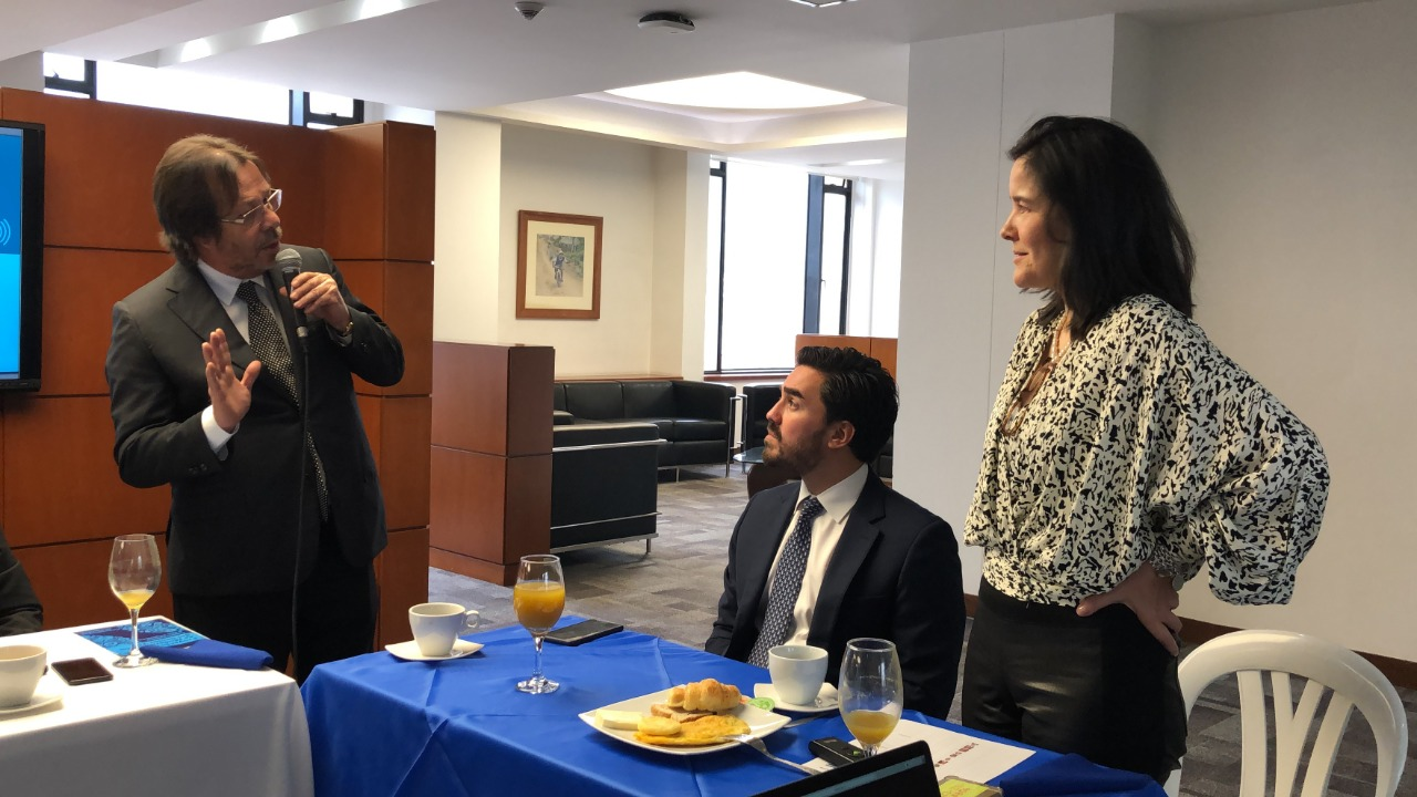Cesar Lorduy: El proyecto de ley de las TIC ha evolucionado positivamente desde el Congreso 1
