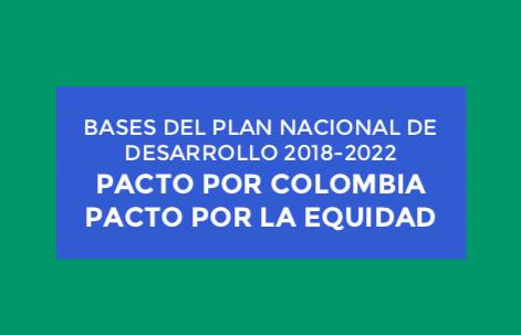 Iniciativas indicativas en el Plan Plurianual de Inversiones del PND 2018-2022 para la Región Caribe 9