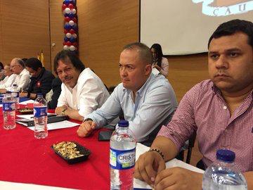 Lorduy estuvo en el primer encuentro regional de Cambio Radical para analizar el PND 1