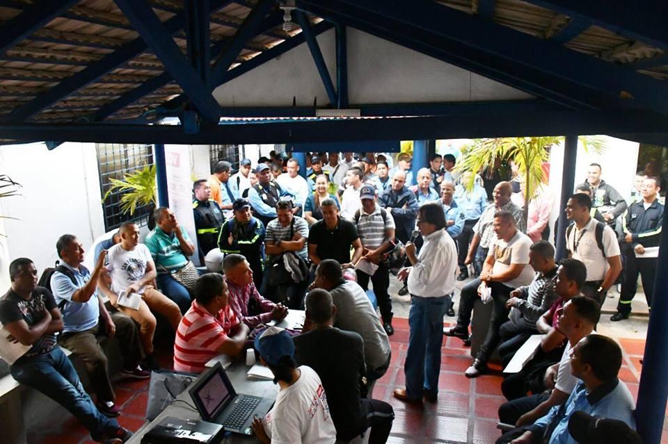 Cesar Lorduy y Arturo Char en reunión con sectores empresariales 3