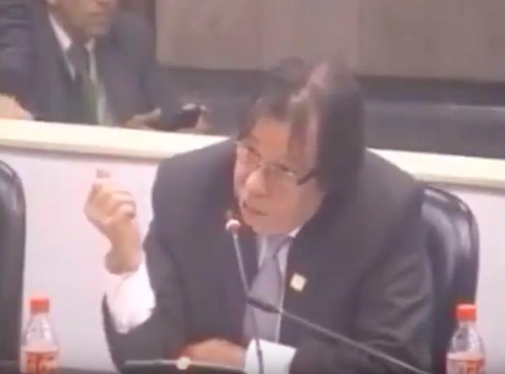 En el congreso se hundió propuesta de senado regional: Lorduy 2