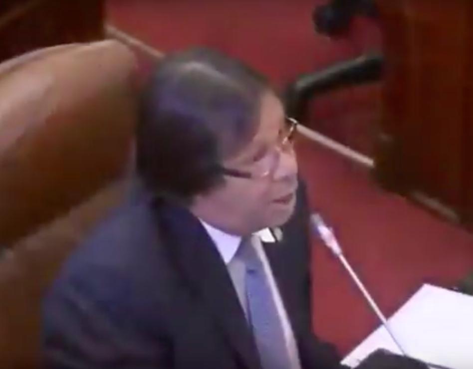 En plenaria de Cámara, Cesar Lorduy defendió a Barranquilla y su zona portuaria 1