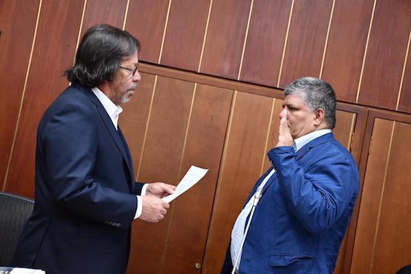 Cesar Lorduy_presidente comisión