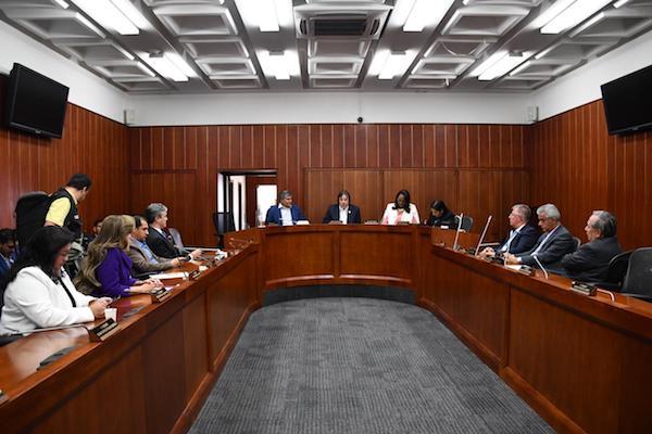 Comisión de seguimiento y vigilancia a organismos de control