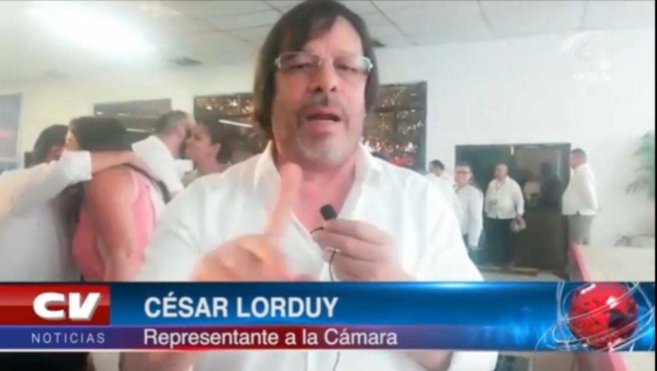 Hemos esperado mucho por la #CadenaPerpetua, no hay otro camino: petición de Cesar Lorduy 1