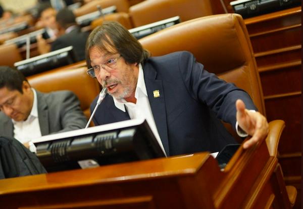 Cesar Lorduy logró que se aprobara obligación de pagar a los 60 días para el Estado 4