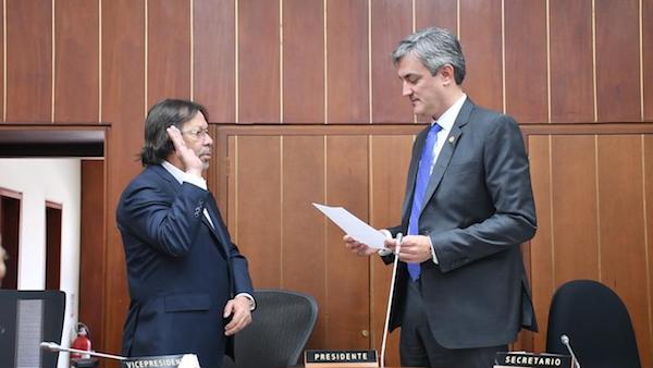 Representante Cesar Lorduy escogido presidente de la Comisión Especial de Vigilancia a Organismos de Control Público 3