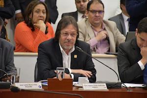 """""""Sin las garantías y recursos que se originan en artículos demandados por el Defensor del Pueblo, Electricaribe se apagaría"""", explicó Lorduy 2"""