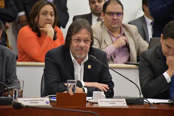 Con beneplácito Char y Lorduy reciben solicitud del defensor en la que desiste de demanda contra plan de salvamento del servicio de energía para el Caribe 1