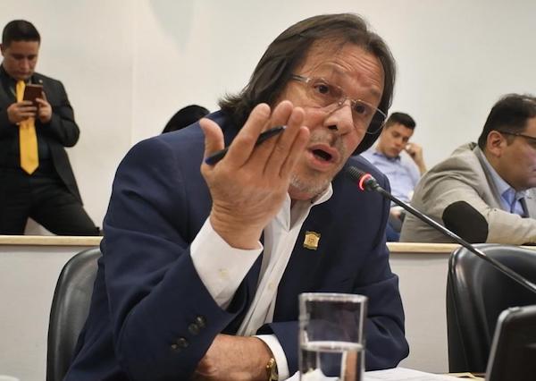 """""""Tenemos una justicia mendigante y sin plata para cumplir con sus funciones"""": Cesar Lorduy 6"""