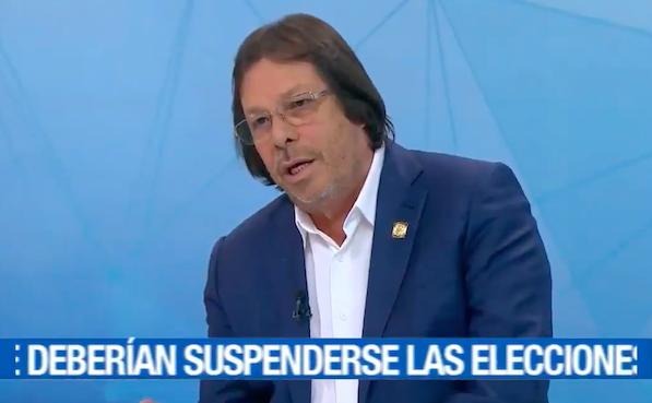Elecciones no deben suspenderse; pero sí las ofensas que se reproducen por redes sociales: Cesar Lorduy 1
