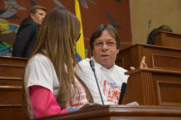 La Cámara cumplió con su labor y aprobó, con amplia mayoría, la prisión perpetua para violadores y asesinos de niños y niñas en segundo debate: Cesar Lorduy 2
