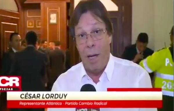 """""""Con un niño que podamos salvar quedamos satisfechos"""": Lorduy tras aprobación de la cadena perpetua en plenaria de Cámara 2"""