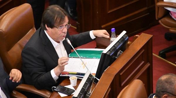 Necesario que Corte Constitucional inadmita demanda que presentó el Defensor del Pueblo: declaraciones de Cesar Lorduy 2