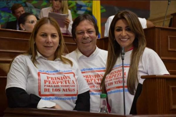 La Cámara cumplió con su labor y aprobó, con amplia mayoría, la prisión perpetua para violadores y asesinos de niños y niñas en segundo debate: Cesar Lorduy 4