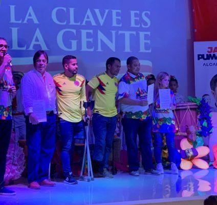 Cesar Lorduy designado socio honorario de la Asociación colombiana de fútbol de amputados 2
